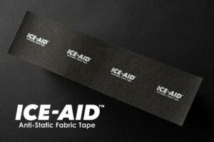 ICE-AID(アイスエイド)|効率的に静電気を除去する特殊なテープ